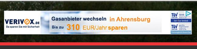 Werbung auf dem Werbeportal ahrensburg24