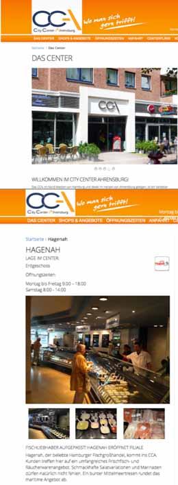 Schloh und Hagenah immer noch im CCA