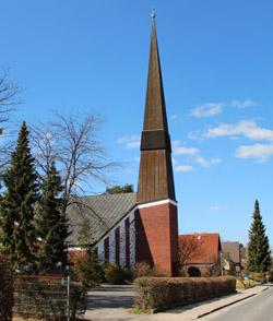 Sankt Johannes Kirch zu Ahresburg