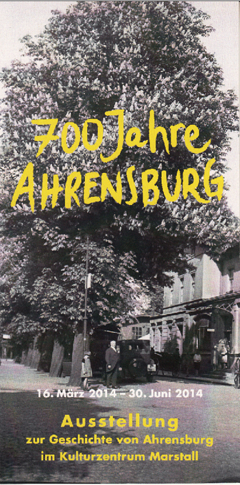 Ahrensburg 700