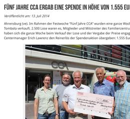 ahrensburg24 am 7. Juli 2014