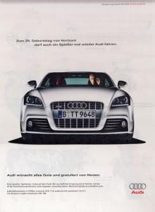 Spießer im Audi