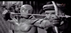 "Ahrensburger Kino: Kult-Klassiker ""Der grüne Bogenschütze"" von Edgar Wallace, gedreht auf Schloss Ahrensburg"