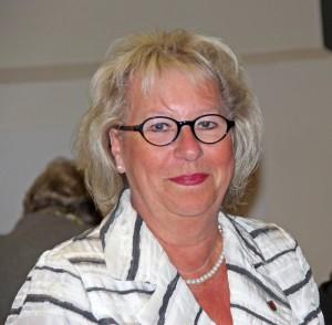 Carola Behr (CDU), neue 1. Stellvertretende Bürgermeisterin von Ahrensburg