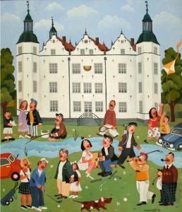 Neue Events im und ums Ahrensburger Schloss!