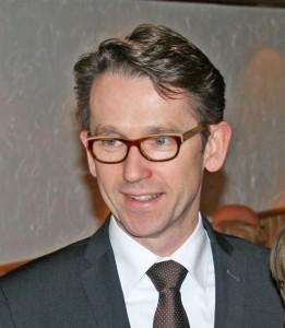 Bürgermeister-Kandidat Christian Conring (CDU)