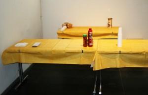 Burwitz in der Ahrensburger Galerie im Marstall
