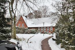 Zwischen Frost und Frust: Gemeindehaus Sankt Johannes
