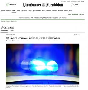 (Bild: Szene Ahrensburg)