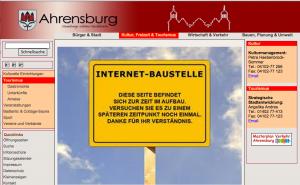 Thema: Tourismus Ahrensburg