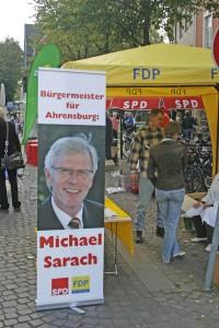 Bürgermeister-Wahl 2009