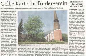 (Aus: Stormarner Tageblatt)