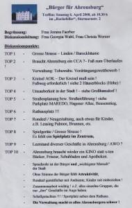 Bürger für Ahrensburg
