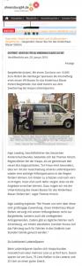 Haspa-Anzeige auf ahrensburg24