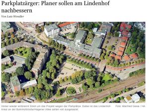 Üble Manipulation (aus: Hamburger Abendblatt)