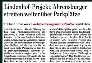 aus; Hamburger Abendblatt