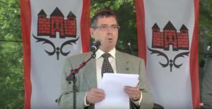 """Neugestaltung Große Straße: Ex-Bürgervorsteher Bandick spricht von """"fast mediterranem Flair"""" (aus: ahrensburgTV)"""