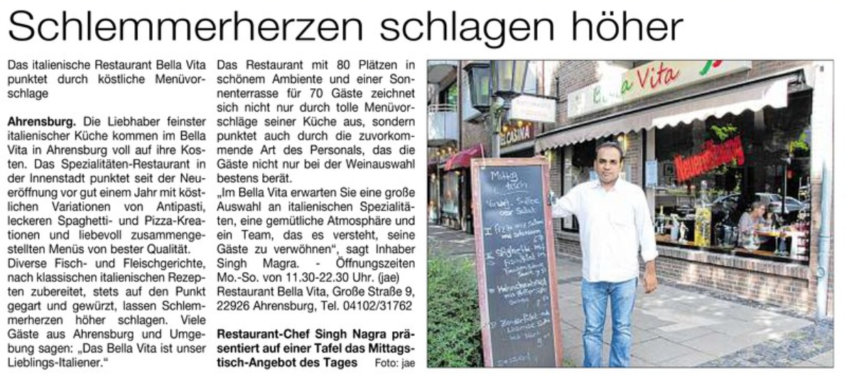 Datingcafe Hamburger Abendblatt