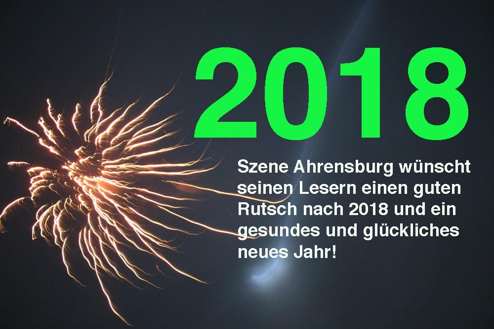 Nachrichten, die ich mir in 2018 für Ahrensburg wünsche | Szene ...